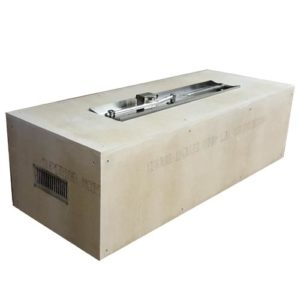 Rectangle Enclosure - Interlink Burner Insert